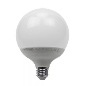 Bombilla LED E27 G95 Blanco Neutro 4500K